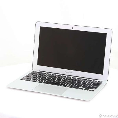 【送料無料】【中古】Apple(アップル) MacBook Air 11.6-inch Mid 2013 MD712J/A Core_i5 1.3GHz 4GB SSD256GB 〔10.8...