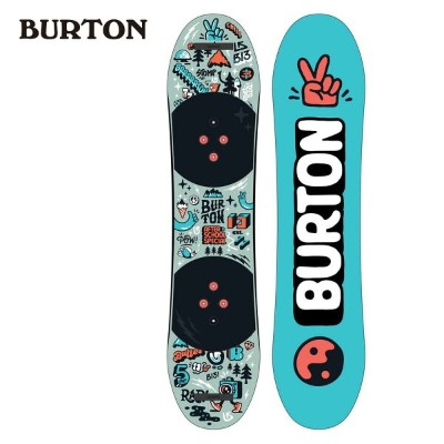 バートン Kids' Burton After School Special Snowboard Package 90 107311