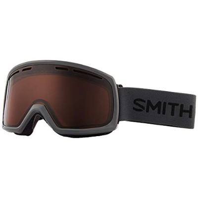 SMITH OPTICS チャコール 【 SMITH OPTICS RANGE GOGGLE CHARCOAL FRAME RC36 EXTRA LENS 】 スポーツ アウトドア ウインタースポーツ