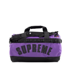 Supreme TNF Arc Logo Small Base Camp D - パープル