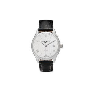 Frederique Constant Classics Index Automatic 40mm - Silver-Colored