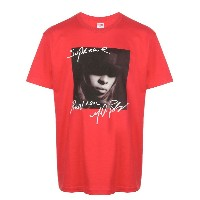 Supreme Mary J. Blige プリント Tシャツ - レッド