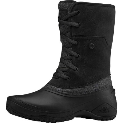 ザ ノースフェイス The North Face レディース ブーツ シューズ・靴【shellista ii roll - down boot】Tnf Black/Zinc Grey