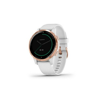 ガーミン(GARMIN) vivoactive 4S White / Rose Gold 010-02172-27 (0100217227)
