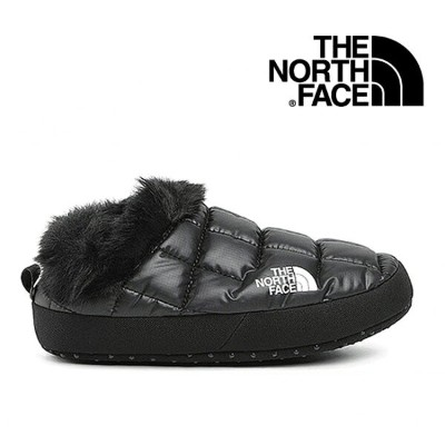 THE NORTH FACE(ザ・ノースフェイス)ThermoBall Tent Mule Faux Fur V T93MKOKY4 レディース ルームシューズ スリッパ サーモボールテントミュール...