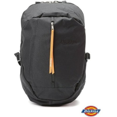 Dickies DICKIES/(W)DK CENTER ZIP BACKPAC ハンドサイン バッグ リュック/バックパック オレンジ ピンク ブラック ブルー レッド【送料無料】