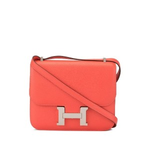 Hermès Pre-Owned Constance ショルダーバッグ ミニ - レッド