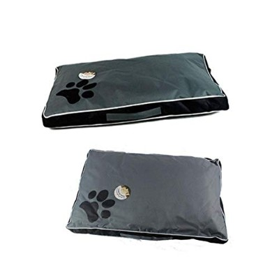 Washable Big Dog Bed Pet Soft Large Dog Cushion Kennel Paw Design Pet Cozy Sofa Puppy Mat Cat Bed...