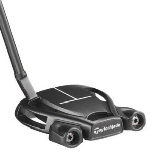 TaylorMade Spider Tour Black w/T-Sightline Putter【ゴルフ ゴルフクラブ>パター】