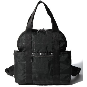 LeSportsac DOUBLE TROUBLE BACKPACK/ホリデークロッシング