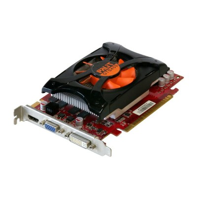 Palit Microsystems GeForce GTS 450 1GB HDMI/VGA/DVI PCI Express x16 NEAS4500HD01-1162F【中古】