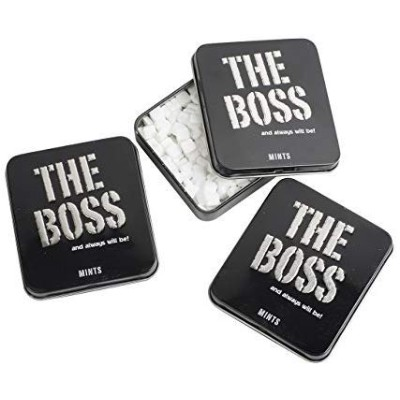 Spencer and Fleetwood The Boss Mints - Pack of 3 by Spencer and Fleetwood [並行輸入品]