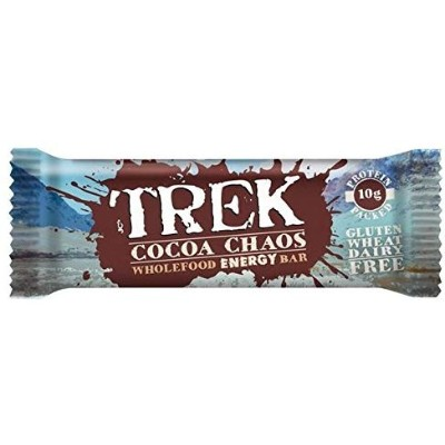 Trek Free From Cocoa Chaos Bar 55g (Pack of 2) [並行輸入品]