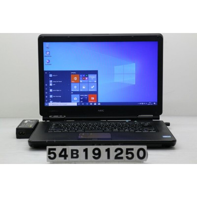 NEC PC-VK26MXZEF Core i5 3320M 2.6GHz/4GB/320GB/Multi/15.6W/FWXGA(1366x768)/RS232C/Win10【中古】...