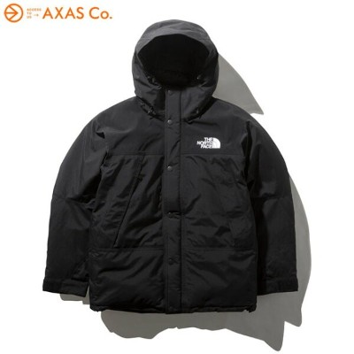 THE NORTH FACE(ザ ノース フェイス) MOUNTAIN DOWN JACKET ND91930 Col.K ブラック