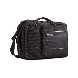 """THULE/スーリー  Crossover 2 Convertible Laptop Bag 15.6"""" Black【三越・伊勢丹/公式】 バッグ~~ブリーフケース"""