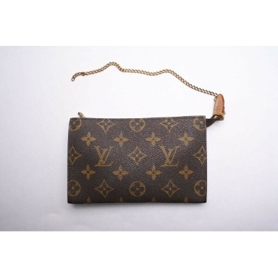 ◆[USED/中古]◆送料無料◆【中古】LOUIS VUITTON ルイヴィトン バケット 付属品 ポーチ M42236 小物入れ 中古 11774【RCP】【中古】