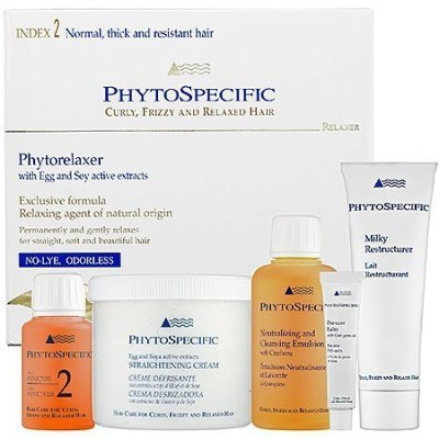 Phyto PhytoSpecific PhytoRelaxer Index 2 - Normal, Thick, Resistant Hair by Sittiyakul