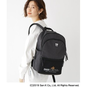 【BASE CONTROL LADYS(ベース コントロール レディース)】 コラボ 別注 リラックマ ナイロン リュック [ギフト] OUTLET > BASE CONTROL LADYS >...