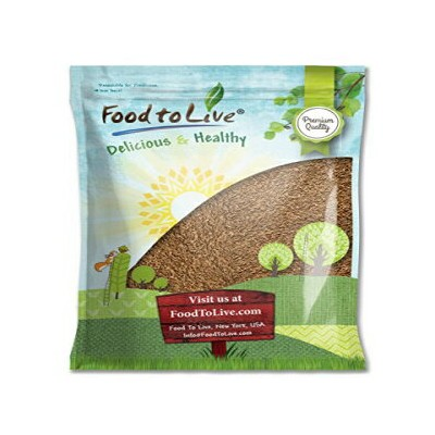 Food to Liveによるキャラウェイシード(コーシャ、ホール)— 5ポンド Caraway Seeds by Food to Live (Kosher, Whole) — 5 Pounds