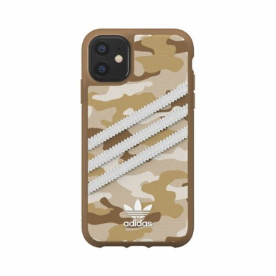 adidas 36372 OR Moulded Case CAMO SAMBA WOMAN FW19 raw gold 〔iPhone 11用〕