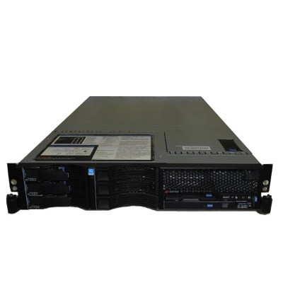 中古 IBM eServer X346 8840-PCR Xeon 3.6GHz×2 4GB HDDなし DVD-ROM