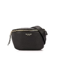 Kate Spade saddle belt bag - ブラック