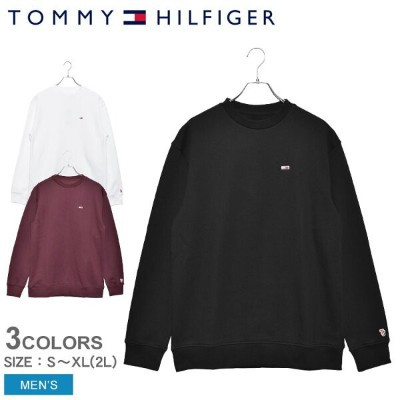 TOMMY HILFIGER トミーヒルフィガー スウェット トミー クラシック リラックスド フィット スウェットシャツ TOMMY CLASSIC RELAXED FIT SWEATSHIRT...