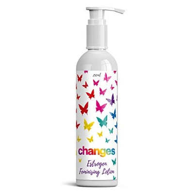 CHANGES LOTION 女性用ローションの変更 - MTF移行、胸の成長、女性