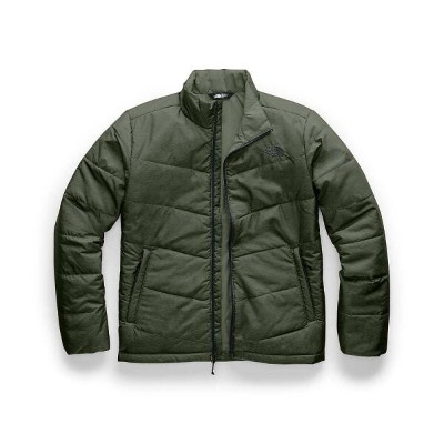 ザ ノースフェイス The North Face メンズ ジャケット アウター【junction insulated jacket】New Taupe Green Heather