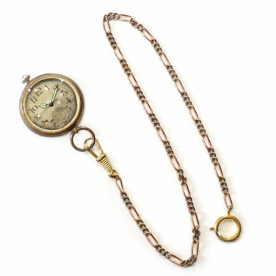 Vantique POCKET WATCH & CHAIN ONE & ONLY