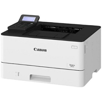 CANON satera LBP221 レーザービームプリンター A4対応
