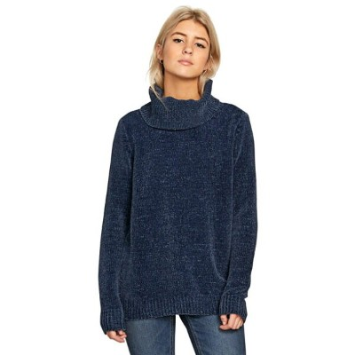 Cozy On Over Sweater【VOLCOM】ボルコムSWEATERS WOMENSB0741801-SNV*72