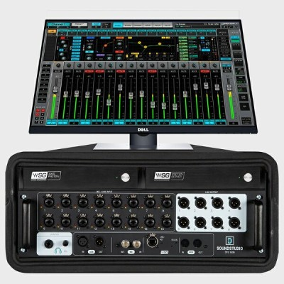 ●WAVES eMotion LV1 Proton 16-Channel Live Mixing System 【受注生産品】