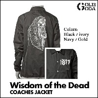 コーチジャケット 1817 COACHES JACKET ROTTON MORALES JOE SEXTON