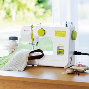 JANOME コンパクトミシン特別セット