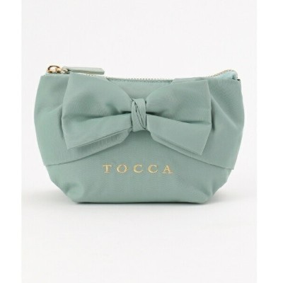 RIBBON KNOT POUCH ポーチ/トッカ(TOCCA)