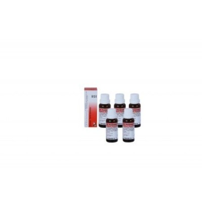 5 x Dr.Reckeweg-Germany R51 Homeopathic Medicine by Dr. Reckeweg