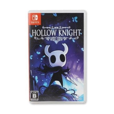 Hollow Knight Nintendo Switch版 HAC-P-AKLHB