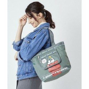 LeSportsac 【雑誌掲載】SMALL DELUXE HAILEY TOTE/フレンズ フォー エバー