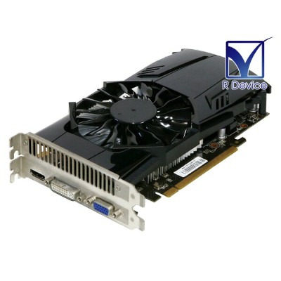 Palit Microsystems GeForce GTX 560 1GB HDMI/DVI/D-Sub PCI Express x16 NE5X5600HD02-1140F【中古】