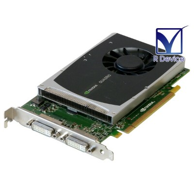 ELSA Quadro 2000 D 1GB DVI-I *2 PCI Express 2.0 x16 EQ2000-1GEBD【中古】