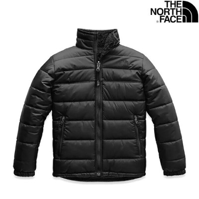 THE NORTH FACE BOYS REVERSIBLE MOUNT CHIMBORAZO JACKET NF0A34QJ-KX7 TNF BLACKザ ノースフェイス ボーイズ リバーシブル...