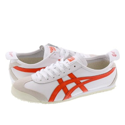 Onitsuka Tiger MEXICO 66 オニツカタイガー メキシコ 66 WHITE/RED SNAPPER 1183a201-106