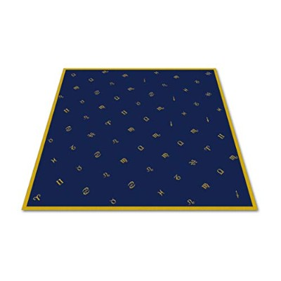 Tarot Cloth Astrology Velvet Embroidered Lo Scarabeo Lo Scarabeo