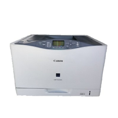 LBP9600C Canon Satera A3カラーレーザープリンタ 約4,900枚【中古】