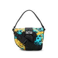 Versace Jeans Couture animal baroque print shoulder bag - ブルー