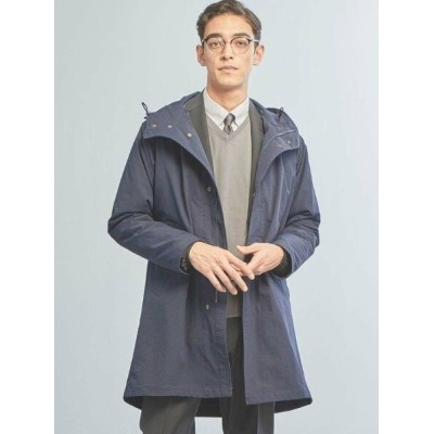 UNITED ARROWS green label relaxing 【WORKTRIPOUTFITS】★WTOPE3WAYモッズコート 取り外し・単品着用可能なジャケットライナー付き ...