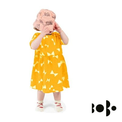 【20%OFF】BOBO CHOSES ボボショセス リボン柄 ワンピース All Over Bow dress