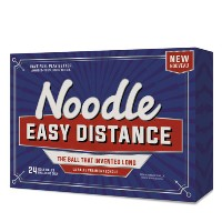 TaylorMade Noodle Easy Distance Golf Balls (15 ball pack)【ゴルフ ボール】